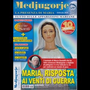 Medjugorje - La presenza di Maria - n. 2 - mensile - febbraio 2020