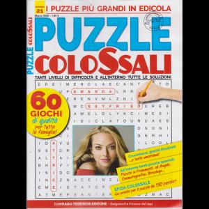 Puzzle colossali - n. 21 - marzo 2020 - mensile