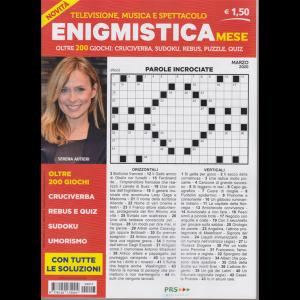 Enigmistica mese - n. 17 - marzo 2020 - mensile