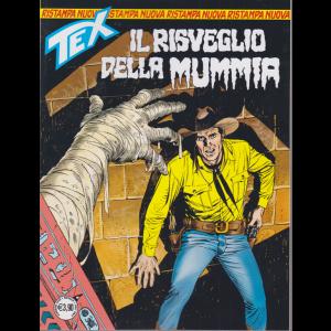 Nuova ristampa Tex - Il risveglio della mummia - n. 454 - mensile - febbraio 2020 -