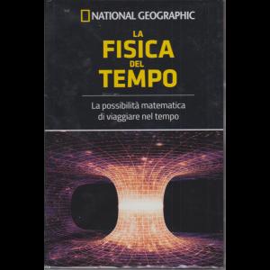National Geographic - I grandi segreti del cervello - La fisica del tempo - n. 49 - settimanale - 14/2/2020 - copertina rigida