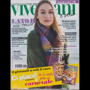 Viversani e belli - + Ci piace cucinare - Dolci & Frittelle - n. 8 - settimanale - 14/2/2020 - 2 riviste