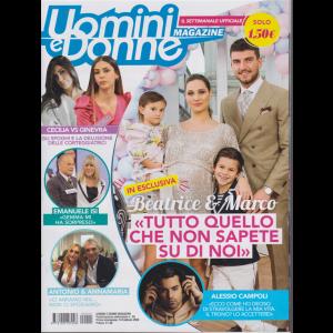 Uomini e donne magazine - n. 5 - 14/2/2020 - settimanale