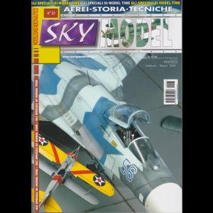 Gli speciali di Model Time - Sky - n. 23 - febbraio - marzo 2020 - bimestrale -