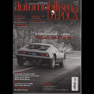 Automobilismo d'epoca - n. 2 - mensile - febbraio 2020 -