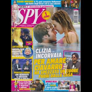 Spy - n. 7 - settimanale - 14 febbraio 2020 -