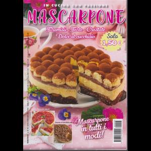 In cucina con passione - Mascarpone - n. 8 - bimestrale - 14/2/2020 -