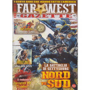 Far West Gazette Extra - n. 6 - bimestrale - marzo - aprile 2019 -