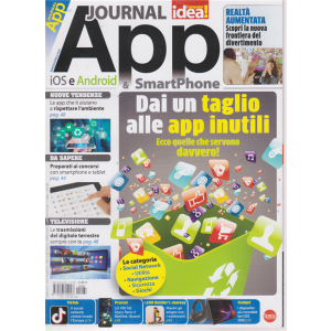 Journal App iOS Android & SmartPhone - n. 87 - bimestrale - 14/2/2020 -