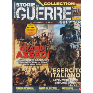 Storie di guerre e guerrieri collection - n. 5 - bimestrale - febbraio - marzo 2020