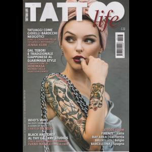 Tattoo life - n. 123- bimestrale - 15/2/2020