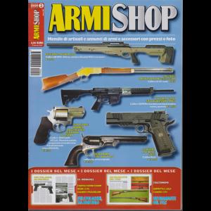 Armi shop - n. 3 - marzo 2020 - mensile