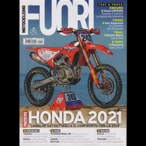 Motociclismo fuoristrada - n. 3 - marzo 2020 - mensile