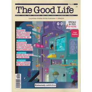 The Good Life - n. 25 - bimestrale - marzo 2020