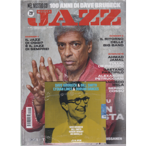 Musica jazz - n. 831 - febbraio 2020 -