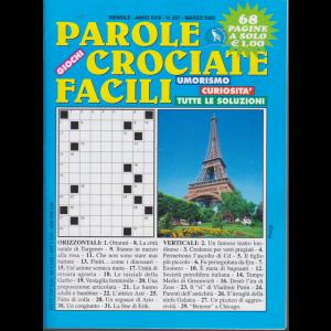 Parole crociate facili - n. 257 - mensile - marzo 2020 - 68 pagine