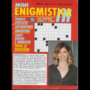 Mini enigmistica in - n. 99 - bimestrale - marzo - aprile 2020 - 68 pagine