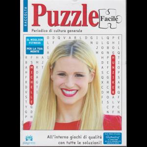 Raccolta puzzle facile - n. 38 - bimestrale - 14/2/2020 - Michelle Hunziker