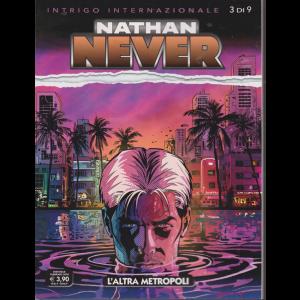 Nathan Never - L'altra metropoli - n. 345 - mensile - febbraio 2020