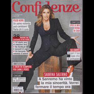 Confidenze - n. 9 - 18 febbraio 2020 - settimanale