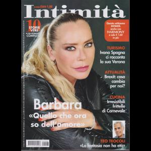 Intimità - n. 8 - settimanale - 26 febbraio 2020