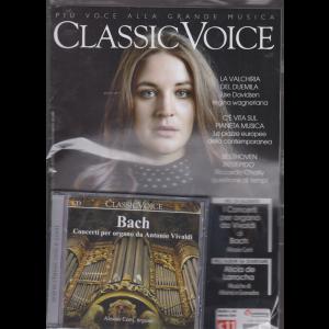 Classic Voice - n. 249 - mensile - febbraio 2020 - rivista + cd Bach - Concerti per organo da Antonio Vivaldi