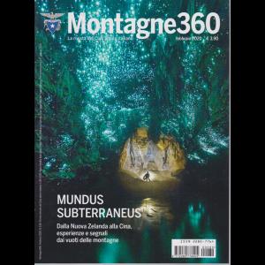 Montagne 360 - n. 89 - febbraio 2020 - mensile
