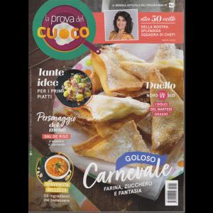 La prova del cuoco - n. 4 - 20 febbraio 2020 - mensile