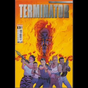 Terminator - n. 5 - mensile - 20/2/2020 - Guerra parallela 2/2