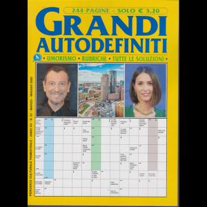 Grandi autodefiniti - n. 55 - trimestrale - marzo - maggio 2020 - 244 pagine