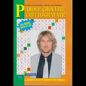 Parole crociate crittografate - n. 323 - mensile - marzo 2020 - 100 pagine