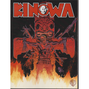 Kinowa - n. 194 - 20 febbraio 2020 - bimestrale - L'ultima battaglia di Kinowa