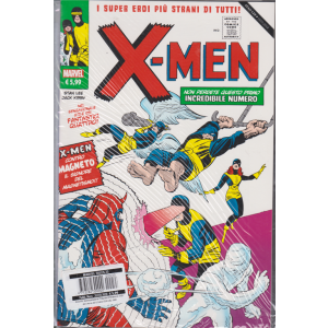 X-men - n. 33 - mensile - 20 febbraio 2020 -