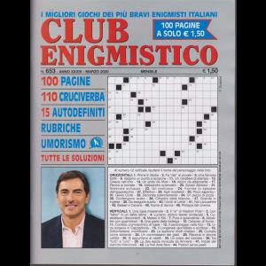 Club enigmistico - n. 653 - marzo 2020 - mensile - 100 pagine
