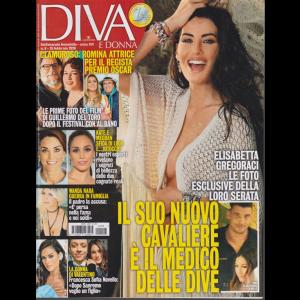 Diva e donna - n. 8 - settimanale femminile - 25 febbraio 2020 -