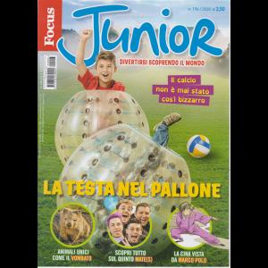 Focus Junior - n. 3 - mensile - marzo 2020