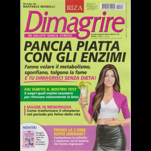 Dimagrire - n. 215 - mensile - marzo 2020 -