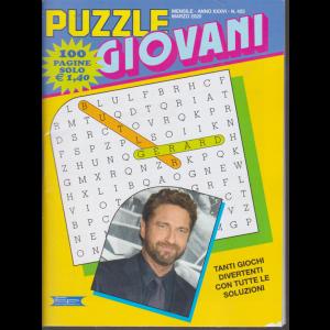 Puzzle giovani - n. 423 - mensile - marzo 2020 - 100 pagine