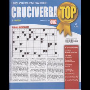 Cruciverba top - n. 1 - trimestrale - febbraio - aprile 2020