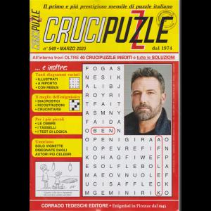 Crucipuzzle - n. 549 - marzo 2020 - mensile