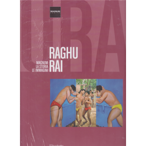 Magnum la storia le immagini - Raghu Rai - n. 53 - 22/2/2020 - quattordicinale -