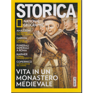 Storica - National Geographic - n. 133 - marzo 2020 - mensile