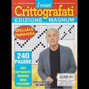 I Miei Crittografati - Edizione magnum - speciale primavera - n. 1 - trimestrale - marzo/aprile/maggio 2019 - 240 pagine
