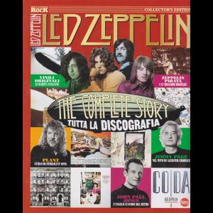 Classic Rock monografie ultra - Led Zeppelin - n. 4 - bimestrale - marzo - aprile 2020 -