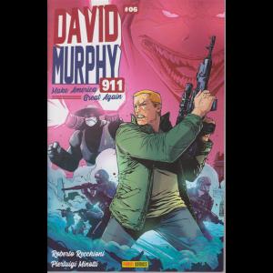 David Murphy 911 - n. 6 - mensile - 20 febbraio 2020