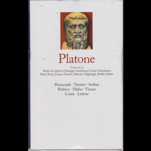 I grandi filosofi - Platone - n. 18 - settimanale - 21/2/2020 - copertina rigida