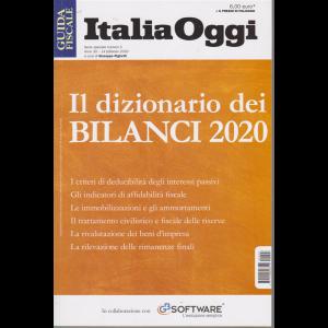 Guida fiscale - Italia Oggi - Il dizionario dei bilanci 2020 - n. 3 - 14 febbraio 2020 -