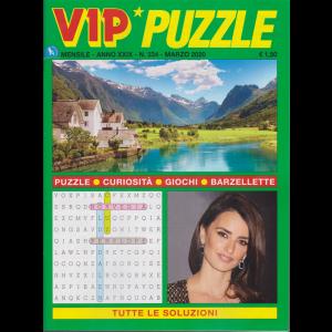 Vip puzzle - n. 334 - mensile - marzo 2020