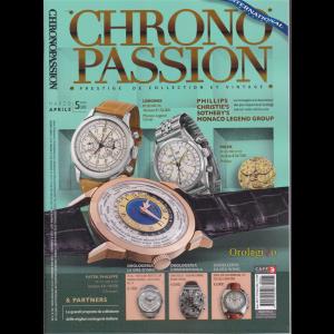 Chrono passion - n. 2 - marzo - aprile 2020 - bimestrale -