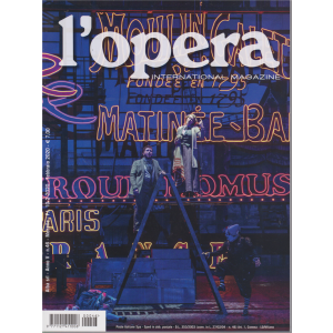 L'opera international magazine - n. 46 - mensile - 10/2/2020